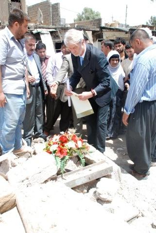 20090715 Wreath Iraq