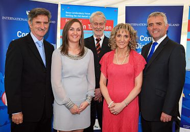 International Fund for Ireland plays key role at the Forum for Cities in Transition 2011 second annual conference (IFI)