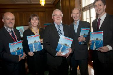 Forum for Cities in Transition report launch