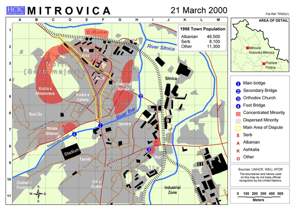 Mitrovica The Forum for Cities in Transition