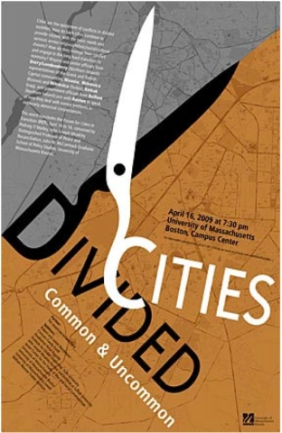 20090414 FCT Divided Cities poster