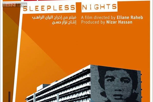 """Sleepless Nights"": The unresolved conflict between Assaad and Maryam in post-conflict Lebanese society"