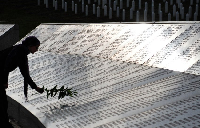 Srebrenica remembered