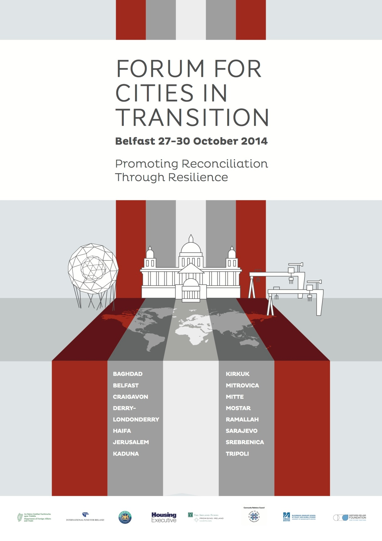 The 5th annual gathering of the Forum for Cities inTransition