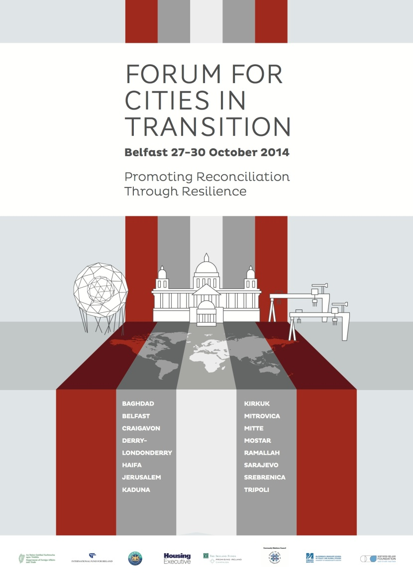 The 5th annual gathering of the Forum for Cities in Transition