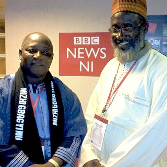 Imam and Pastor come together to work for peace (BBC Radio Ulster)
