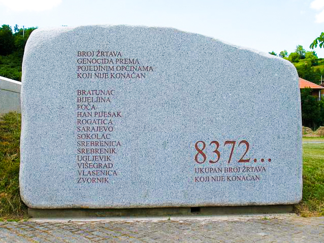 Remembering Srebrenica: Lessons learnt and why it needs kept in ourmemory