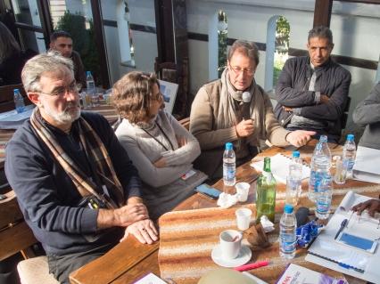 Amir KULAGLIC, Marganit GUTLER, Koenraad VAN BRABANT, and Ziad SAAB