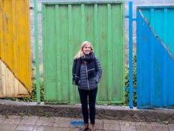 Charlotte MANSON. Visit to Tsarevgrad.